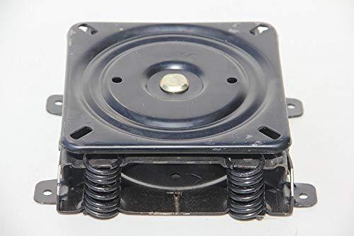 SunBear Furniture Mechanism for Swivel Rocker Chair Steel Springs Plate Base with Screws