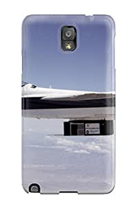 New Design Shatterproof WxcAoMG882xRKbZ Case For Galaxy Note 3 (aircraft)