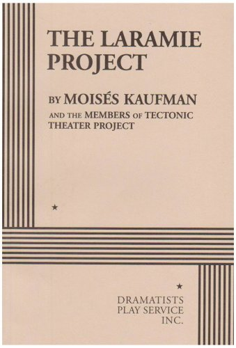 the laramie project essays Browse essays sign in essay on the laramie project factory, car dealers, the university of wyoming - reveals the town of laramie, wyoming, pop 26,687.