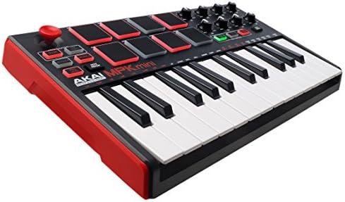 Taschen Hülle Für Akai Professional Mpk Mini Mkii Kompakter Usb Midi Keyboard Musikinstrumente Audio/midi-controller