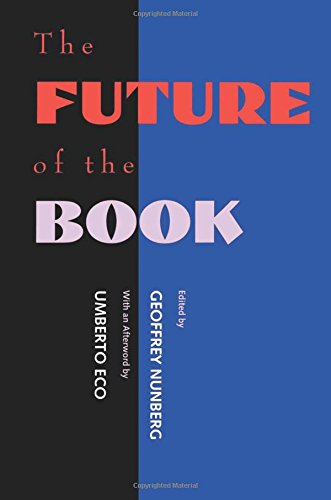 the future of books 2 essay The school of the future please note that this article was originally published in 1998 for a more up-to-date discussion about how technological advances can impact the classroom, please read keith lambert's article on the rise of artificial intelligence in education and what it could mean for the future of the teaching profession.