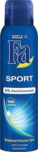 Fa Deospray Sport, 6er Pack (6 x 150 ml)