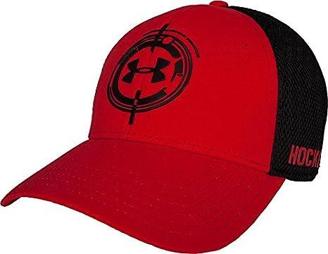 e95ff76a Under Armour Men's Hockey Mesh Stretch Hat