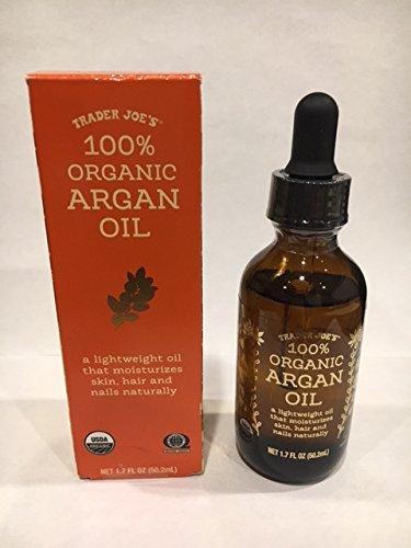 Joe For Oil >> Trader Joe S 100 Organic Argan Oil Pack Of 2 Amazon Com