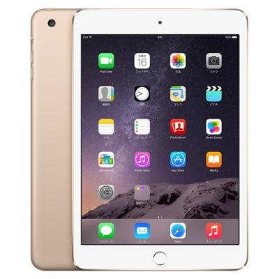 iPadmini3 64GB(ゴールド)