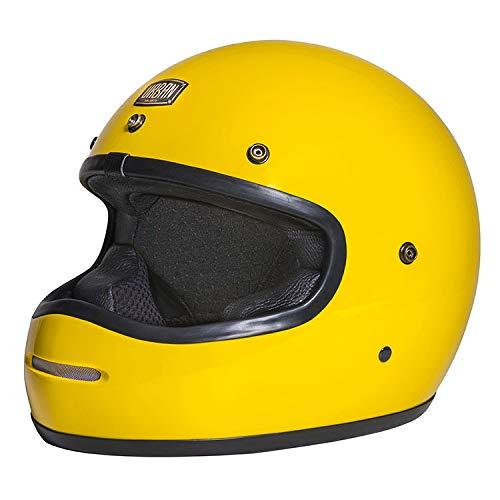 Capacete Urban Bigbore Vintage Amarelo, Urban Helmets ,Tamanho S