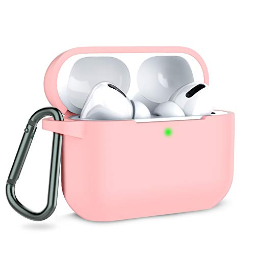 Funda de Silicona para Apple Airpods Pro Pink