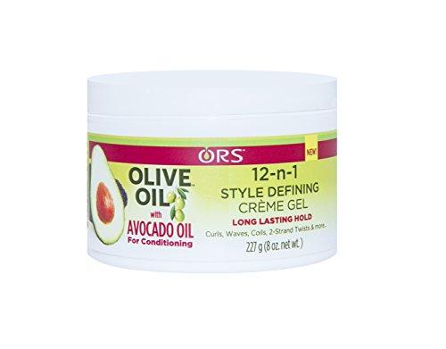 - ORS Olive Oil 12-n-1 Style Defining Creme Gel