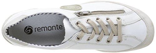 Ice femme Weiss Remonte R3408 Blanc Baskets 80 mode TYT6CwAq