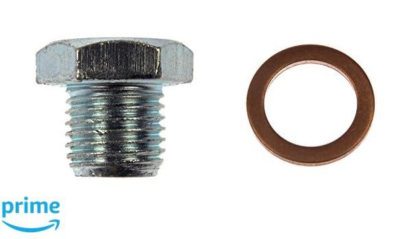 M14-1.50 Pack of 5 Dorman 090-204 Oil Drain Plug Piggyback