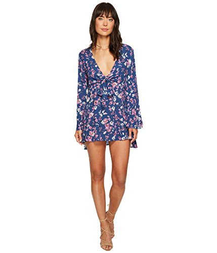 Flynn Skye Women's London Mini Dress Sunset Impression Dress