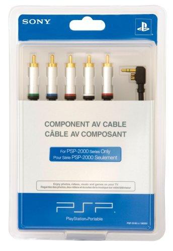 Component Av Cable (Only for Psp-2000 / Psp-3000 Series) [Sony PSP]