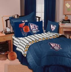 New Jersey Nets Valance (New Valance)