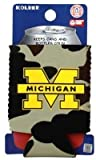 Michigan Wolverines Camo Can Kaddy Koozie Huggie Cooler Review