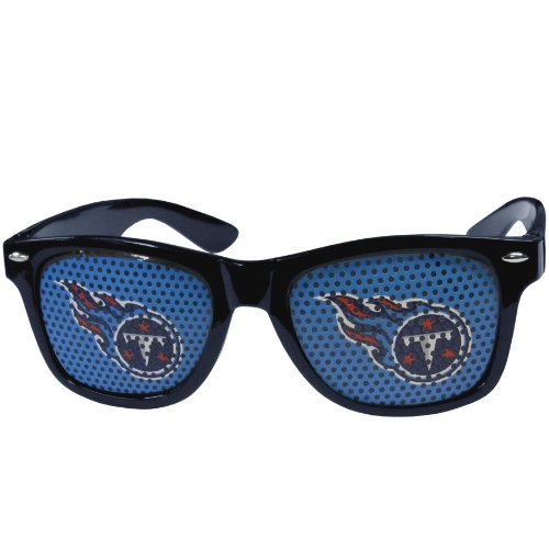 NFL Tennessee Titans Game Day Shades Sunglasses (Glass Tennessee Titans)