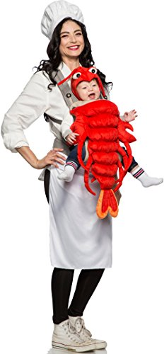 Master Chef & Maine Lobster Costume -