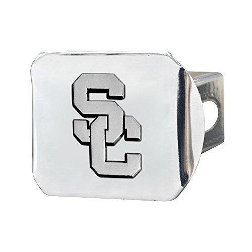UPC 842989049751, FANMATS NCAA Univ of Southern California Trojans Chrome Hitch Cover