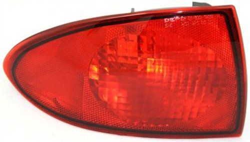 Chevy Cavalier Replacement Tail Light Unit - Driver