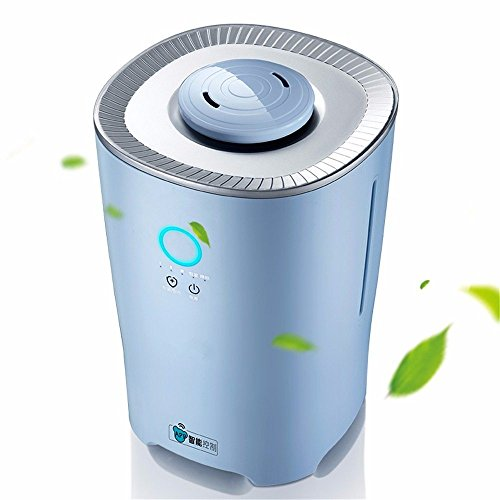 HOMEE Humidifier intelligent home quiet bedroom purification humidifier lights by HOMEE