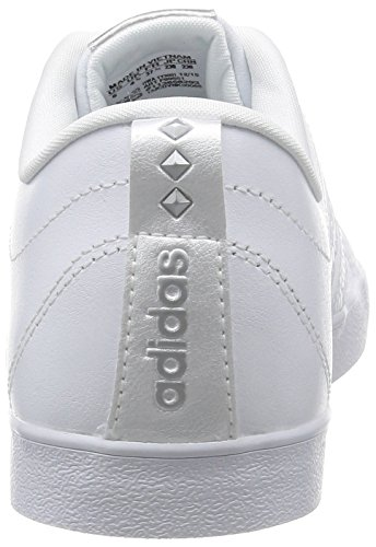 Footwear Daily Adidas Qt Basses Lx Femme Mat Argenté Baskets Blanc blanc zSSxwrqad