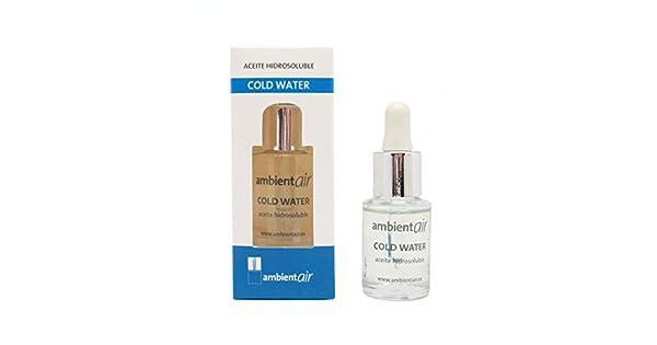 Amazon.com: Ambientair Agua Fría Scented soluble en agua ...