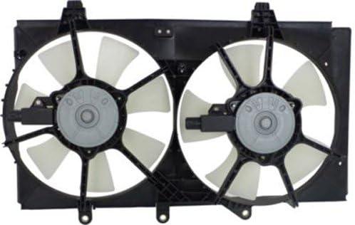 Crash partes Plus centro doble radiador de refrigeración ...