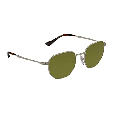 6cf27b5f4c9 Image Unavailable. Image not available for. Color  Persol Mens Men s 52Mm  Sunglasses