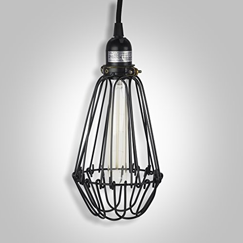 Pendant Tube Light Fixture - 6