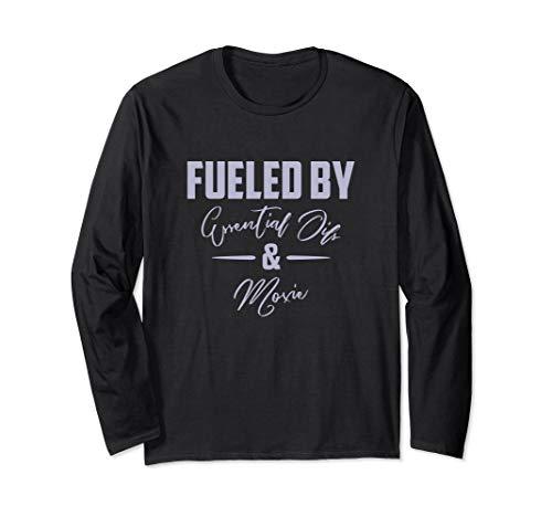 Essential Oil Fanatic Shirt Fueled By Essential Oils & Moxie