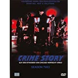 Crime Story - Season Two (1986) Codefree !!! 5 DVD Import Set by Bill Duke