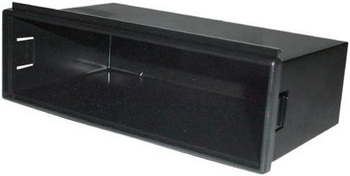 Kdxaudio - Cajetin iso porta objetos para 2 din a 1 din, talla única: Amazon.es: Oficina y papelería