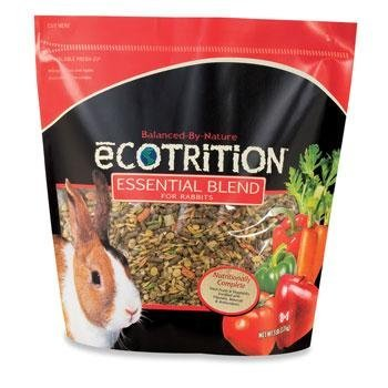 - Eight In One (8 In 1) Ecotrition Rabbit Essential Blend 5lb