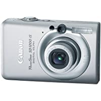 Canon PowerShot SD1200IS 10 MP Digital Camera with 3x Optical Image Stabilized Zoom and 2.5-inch LCD (Silver) Advantages Review Image