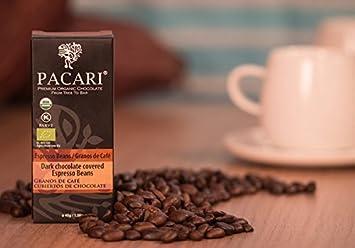 Pacari Chocolate Covered Espresso Beans