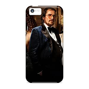 Hard Plastic Iphone 5c Case Back Cover,hot American Hustle Movie Case At Perfect Diy
