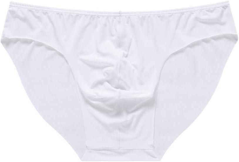 Atmungsaktive Seidenunterw/äsche Herren Hot Hips Up Transparente Jockstrap Bunte Unterw/äsche KIHUI Herren Slips Weiche