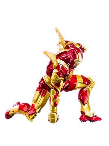Marvel Avengers Superhero Series Iron Man Action Figure (MK42)