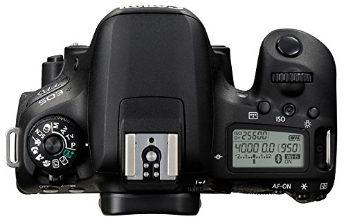 Canon EOS 77D 24.2MP Digital SLR Camera + EF-S 18-55 mm 4-5.6 is STM Lens + Arctic Fox Sling Shutter Topography Camera… 4