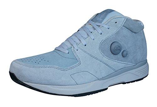Reebok GS Pump Running Dual Mid Zapatillas de deporte corrientes de los hombres Grey