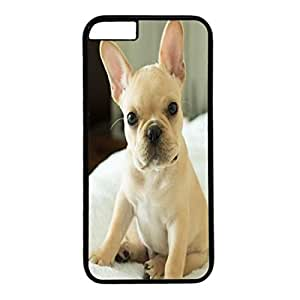 Black PC Back Protection Case Cover For iphone 6 plus With Fat Dog Xiang's Case