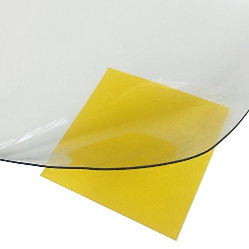 Artistic krystal microban antimicrobial desk pads