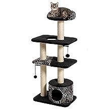 Feline-Nuvo Tower Style Cat Tree