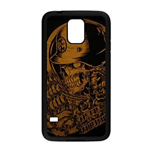 Rockband guitar legend skull Cell Phone Case for Samsung Galaxy S5