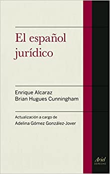 El Español Jurídico por Enrique Alcaraz epub