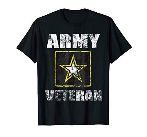 U.S. ARMY T-SHIRT ARMY VETERAN GIFT T-SHIRT