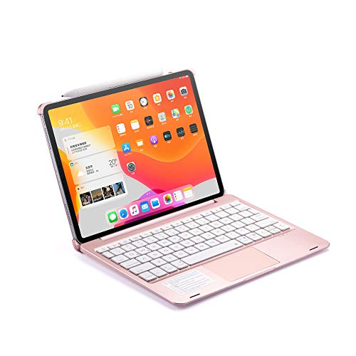 iPad Pro 11 Case 2020 with Keyboard & Touchpad