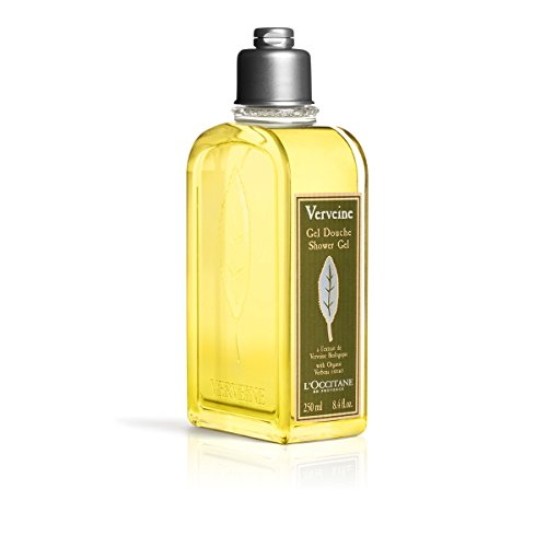 L'Occitane Verbena Shower Gel with Organic Verbena