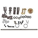 Vovomay Pro Set Metal OP Fitting Metal Kit for 1 16 WPL B14 B24 B16 C14 RC Car Truck