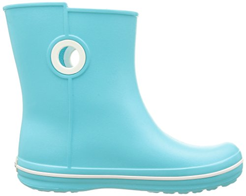 Bottes pool W Femme Boot Shorty Bleu Crocs Jaunt OqaI84