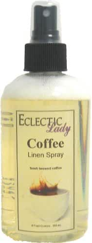 Coffee Linen Spray, 16 ounces